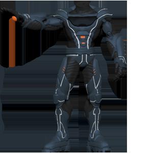 nimble suit