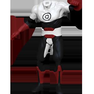 bullseye suit