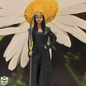 3d printed figurine Loki